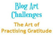 The Art of  Practising of Gratitude / An inspiration board for my challenge blog at http://anattitudeofgratitudejournal.blogspot.co.uk/ and http://anattitudeofgratitude2013.blogspot.co.uk/