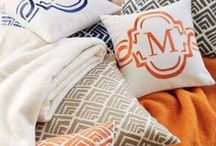 Personalize It! / Monogram EVERYTHING — that's our motto! / by Pottery Barn