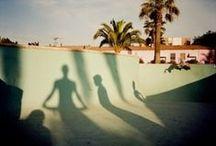 California / California Mood // Photo // Graphic Design // Chill // Surf // Sun // Peace // Vintage  / by Nadjat F.