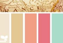 Decorating Color Schemes / by Melissa Novak