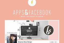 social media tips / Social media tips for brands, blogs, shops...