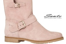 Sante Booties Flat S/S 2013 / Sante Shoes Booties Flat S/S 2013 - Grumman Collection