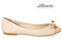 Sante Ballet Flats S/S 2013 Coll / Sante Shoes Ballet Flats S/S 2013 Collection: http://bit.ly/ZF6gtA