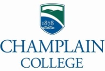 Champlain College / by Donna Reynolds