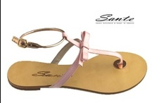 Sante Sandals S/S 2013 Coll / Sante Sandals S/S 2013 Collection: http://bit.ly/1651Rcv