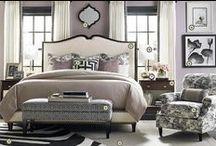 Bedroom Ideas / by Heather Harrison