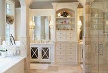 Bathroom Ideas / by Heather Harrison