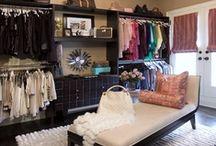Closet Ideas / by Heather Harrison