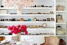 Dream Closets / Okay, so we can't all have a closet like Carrie Bradshaw's — but we can dream, right? / by Pottery Barn
