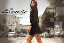 Lookbook F/W 2013-2014 Collection / Fall/Winter 2013-2014 new collection #CityGirls Campaign. Discover it on www.santeshoes.gr