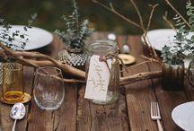 Inspiring table settings