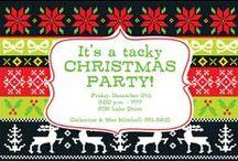 Events - Invitations / by Jenna Roy