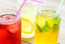 Healthy Food - Drinks / by Jenna Roy