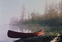 Camping and Canoeing / by Britta