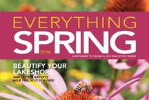 Spring Home Magazine / Informative articles on spring projects, including decorating and gardening ideas. http://bit.ly/1fJEn1V