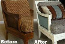 Furniture Refurb/DIY / by Heather Harrison