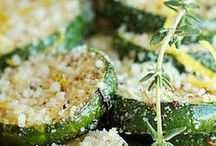Food:  Just Zucchini / I have an abundance of zucchini growing in my garden & need different ways to cook them up.