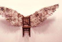 installation/sculpture / by love won't save us