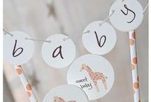 Baby Shower / Baby shower ideas for Kelly & mini McCohen :)