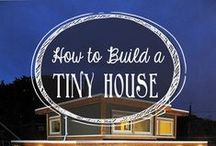 Tiny Spaces / Attics, Tiny houses on wheels, floor plans, needs and hacks for small spaces / by Zoe Vernon