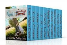April...Love Novella collection / Pictures from my novella -  Fool Me Once, Fool Me Twice