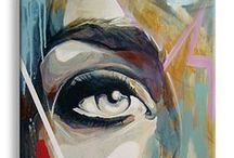 Peinture / Divers styles de peintures et dessins