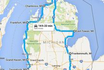 Great Lakes roadtrip