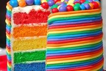 Kids cakes idea / by Aleksandra Konwa