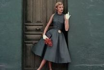 Vintage Fashion / Vintage fashion inspiration