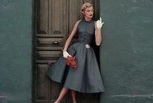 Vintage Fashion / Vintage fashion inspiration