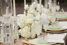 Wedding and Event Table Designs / by Saneth Brown