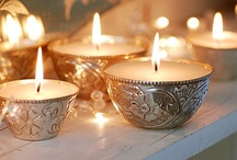 "Candlelight / ""How far that little candle throws its beams!"" ~ William Shakespeare