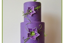 Purple Cakes / Purple cakes & desserts galore!