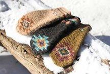Knitting / by Lucinda Huff