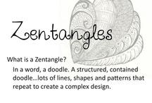 Zentangle / by Lucinda Huff