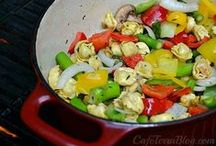 Grilling Recipes - Cafe Terra / Summer months scream, grilling time. The recipes shared here are generally easy to make and several of the recipes are pretty healthy.
