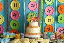 Events: Parties, showers, birthdays, and more! / Who doesn't love a good party!?!?