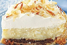Recipes - Cake & Pastry / by Lynne Staples