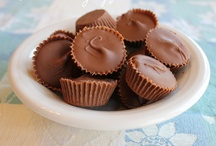 Recipes - Cookies, Squares, Sweets / by Lynne Staples