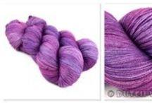 Hand-dyed Yarns