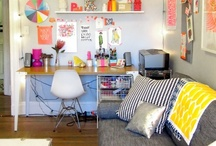 Apartment Inspiration / by Maya Cantrell