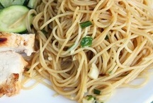 Recipes - Pasta/Rice  / by Lynne Staples