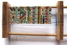 Beading - Loom / by Lucinda Huff