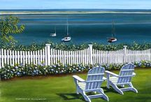 "New England / ""Continuity is one of the things I like about New England."" ~ Tracy Kidder