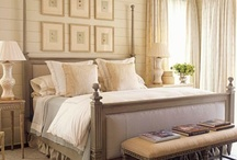 Dreamy Bedrooms / by Sherri Fenton