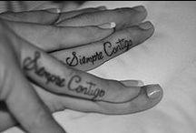 Tattos...