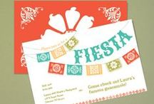 Fiesta / Throwing a Cinco de Mayo party this year? Here is some food and decor inspiration for your fiesta! / by Vistaprint