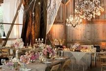 Event Inspiration / Details and Designs that inspire us!