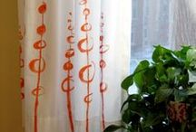 DIY Curtain Ideas / by Sophie Walker