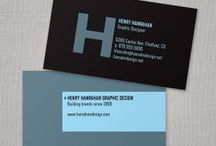 Business Card Ideas / A roundup of some of our favorite business card designs! / by Vistaprint
